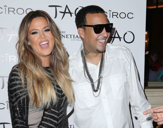 Khloe and French Photo