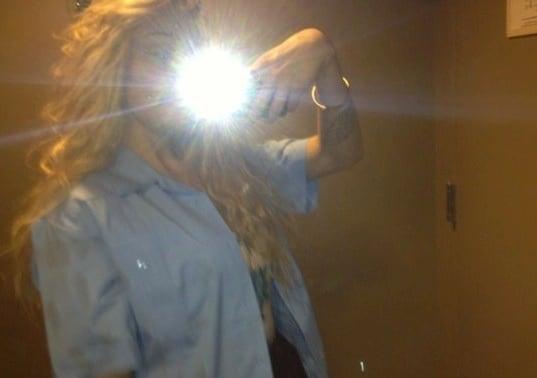 Amanda Bynes Tweet Pic
