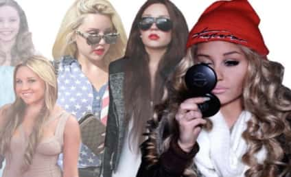 Amanda Bynes: Lucky to Be ALIVE!