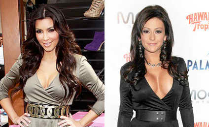 Fashion Face-Off: Kim Kardashian vs. J-Woww