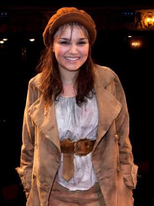 Samantha Barks as Eponine