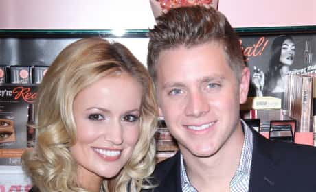 Emily Maynard and Jef Holm Photo