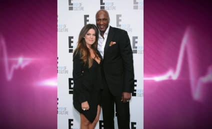 Khloe Kardashian: Pregnant With Lamar Odom's Baby?!