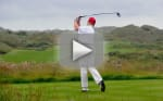 Trump-Clinton Golf GIF