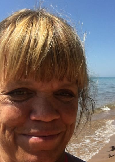 Amy Roloff in Michigan