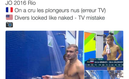 Rio Olympics: NBC Makes Divers Look Naked, Internet Doesn't Complain