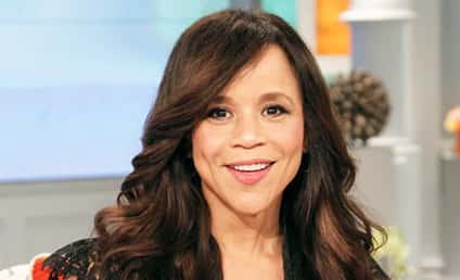 Rosie Perez: Leaving The View! For Real This Time!