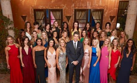 The Bachelor Season 22: Group Shot