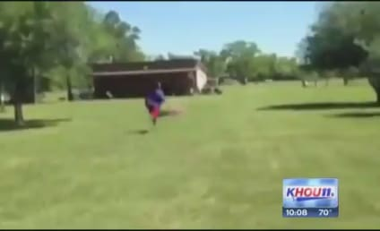 Teen Catches Own 40-Yard Pass: Watch, Be Amazed Now!