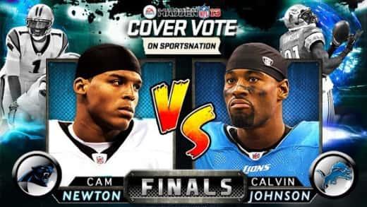 Cam Newton or Calvin Johnson