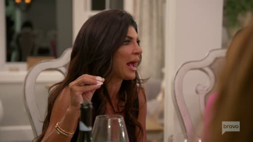 "RHONJ s11e13: Teresa Giudice is gonna blow her ""casket"""
