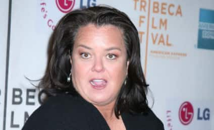 Rosie O'Donnell Defends Chris Brown, Criticizes Robin Roberts, Implies Racism at Work