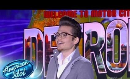 Ryan Nisbett: One of a Kind on American Idol