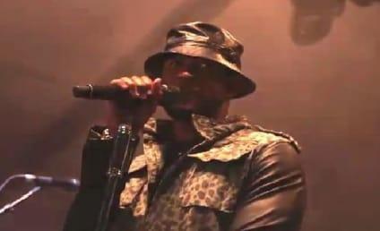 "Usher to SXSW Crowd: Send ""Positive Energy"" to Lil Wayne!"