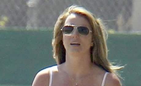 Britney Spears Tank Top