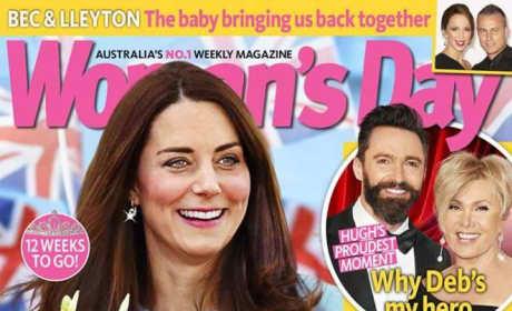 Kate Middleton Photoshopped Tabloid Cover