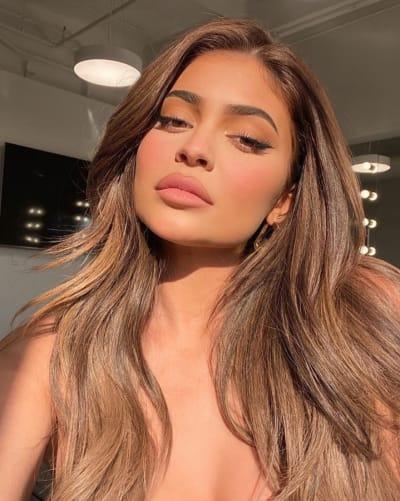 Cara de Kylie