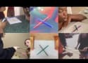 Charlie Challenge: Teens Try to Summon Demons With Pencils (WTF)