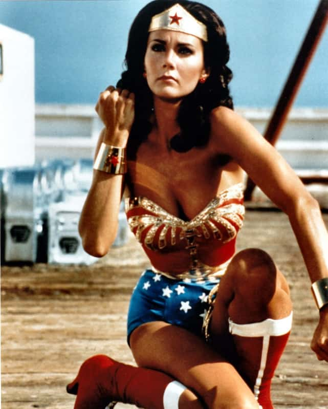 Lynda Carter (Wonder Woman)