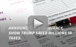 Donald Trump Tax Returns: What Do They Say?