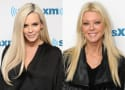 Tara Reid & Jenny McCarthy Clash Over Boobs, Sharknado