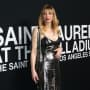 Courtney Love: Saint Laurent show at The Hollywood Palladium