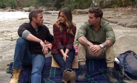 The Bachelorette Scene: JoJo, Chad and Alex