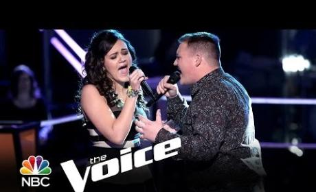 "Jake Worthington vs. Lexi Luca: ""It Goes Like This"" (The Voice)"
