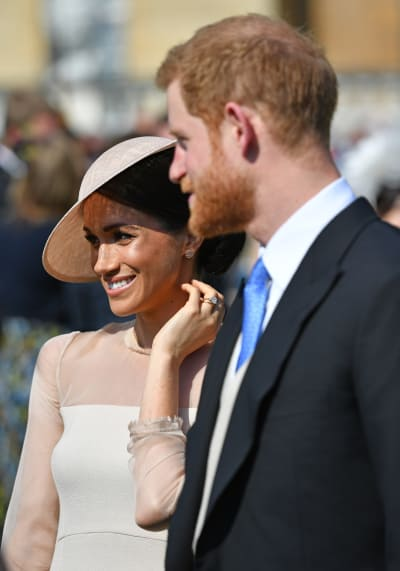 Royal Newlyweds Together