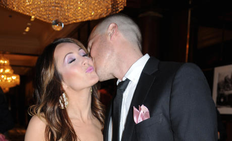 JP Rosenbaum and Ashley Hebert