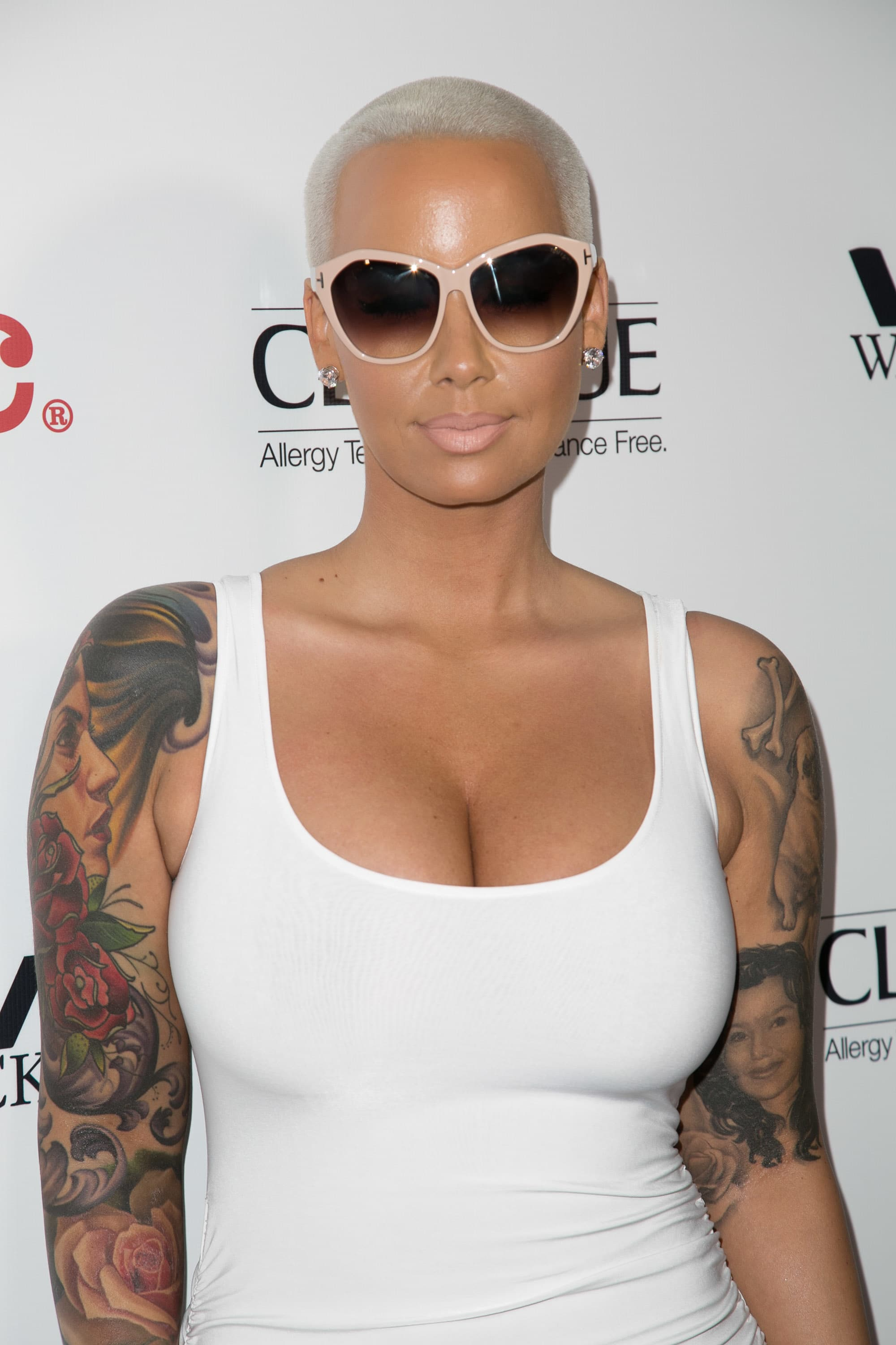 Amber Rose Sextaoe amber rose on the kim kardashian sex tape: it's dope! - the