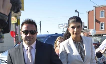 "Teresa Giudice ""Cool, Calm and Collected"" in Face of Mounting Legal Woes"