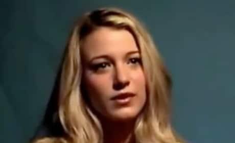 Blake Lively Gossip Girl Audition