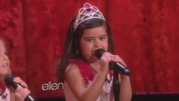 Sophia Grace Brownlee Rosie Mcclelland Cover Nicki Minaj