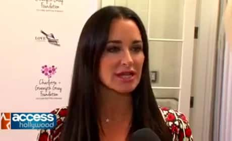 Kyle Richards Shoots Down Real Housewives of Beverly Hills Rumors