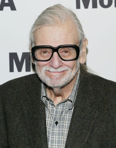 George Romero Photo