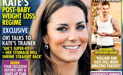 Kate Middleton Weight Loss Tabloid Cover: Too Soon?