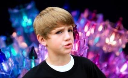 Matty B Makes Like Justin Bieber