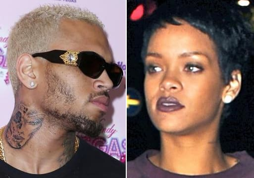 Chris Brown Neck Tattoo Memes: Best of Celebrity Faux Face