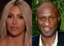 Kim Kardashian to Lamar Odom: Shut Your Yap About Khloe or I'll End You!