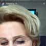 Katy Perry Hillary Clinton costume