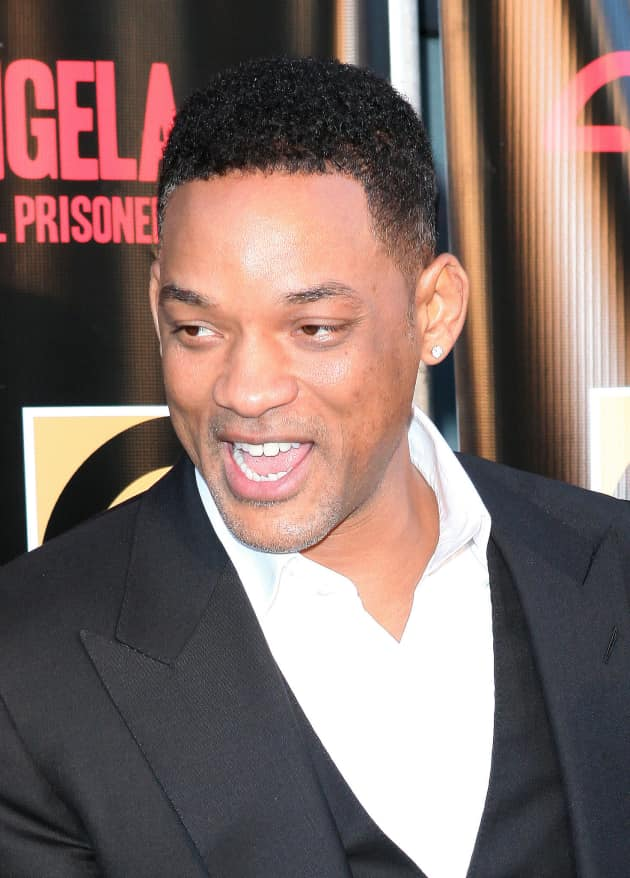Will Smith Red Carpet Photo