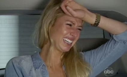 The Bachelor Recap: Casey Shteamer Gets Busted, Courtney Robertson Gets Nude (Again)