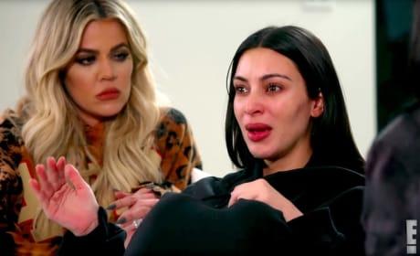 Kim Kardashian Breaks Down Over Robbery: Watch the Clip!