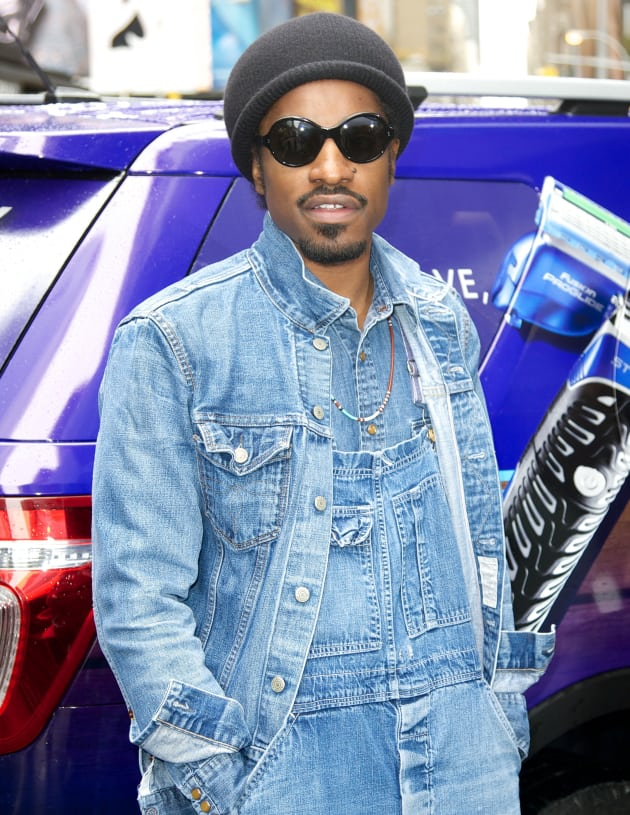 Andre 3000's Mom Dies, Celebrities Send Condolences - The ...