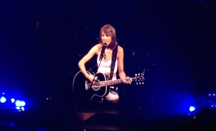 "Taylor Swift Surprises Fans, Plays ""Ronan"" in Concert"