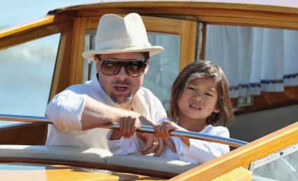 Brad Pitt: My Kids Want Me Back NOW!