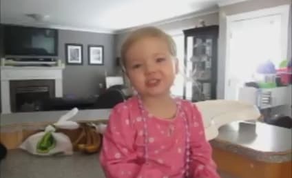 """Two-Year-Old Covers Adele's """"Someone Like You,"""" Becomes Viral Sensation"""