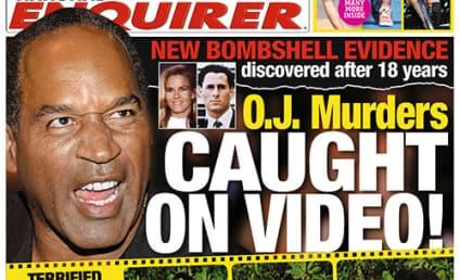 OJ Simpson Murders: Caught on Video?!