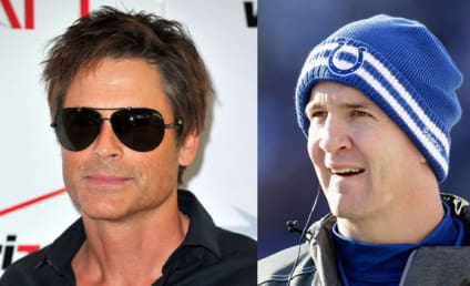 Rob Lowe Reports Peyton Manning Will Retire; Colts Owner Mocks Rob Lowe on Twitter